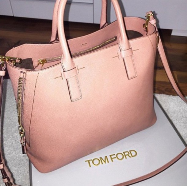 bag handbag pink pink bag tom ford elegant girly cute
