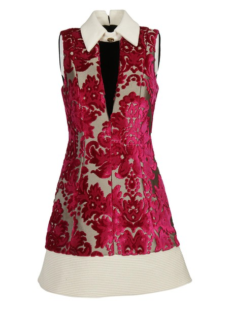 FAUSTO PUGLISI dress floral