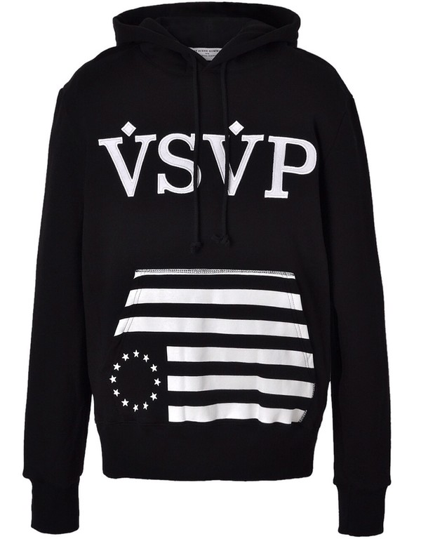 sweater vsvp black sweatshirt ASAP Rocky