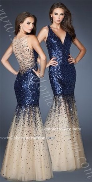 dress navy dress navy glitter glitter dress prom dress blue glitter formal party dresses sparkles dress, sparkles,