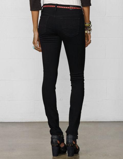 Schwarze Super-Skinny Jeans - Skinny & Leggings Jeans - Ralph Lauren Deutschland