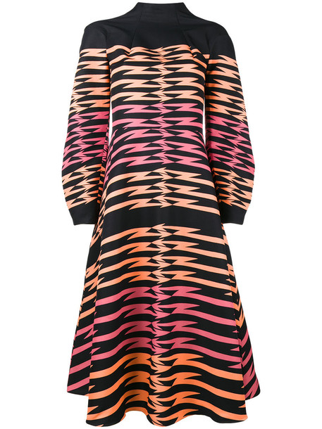 dress midi dress arrow women midi cotton silk