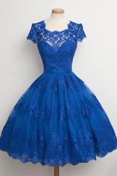 dress,a lines,sweet 16 dresses,short sleeve,square neck,zip,lace,mini