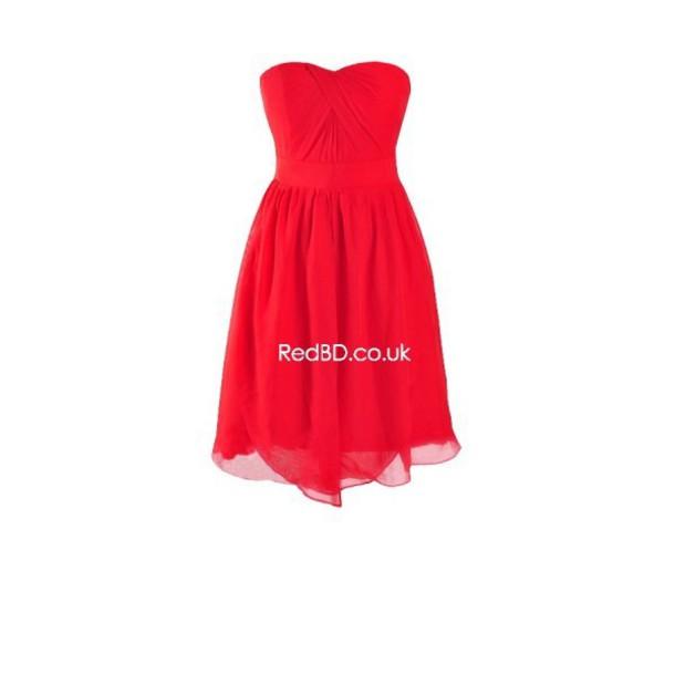 dress bridesmaid red bridesmaid dress short bridesmaid dress chiffon bridesmaid dress