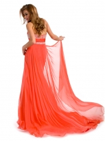 Buy Fabulous A-line Sweetheart Sweep Train Prom Dress under 200-SinoAnt.com