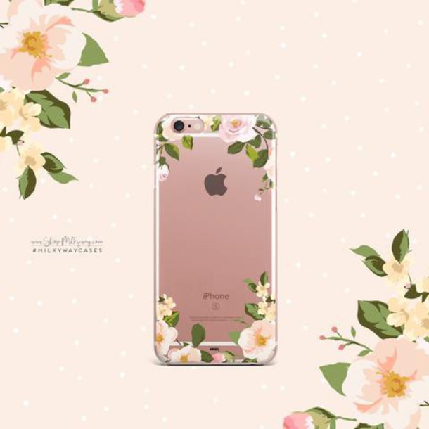 Milkyway Cases CLEAR TPU CASE COVER - DELIGHT