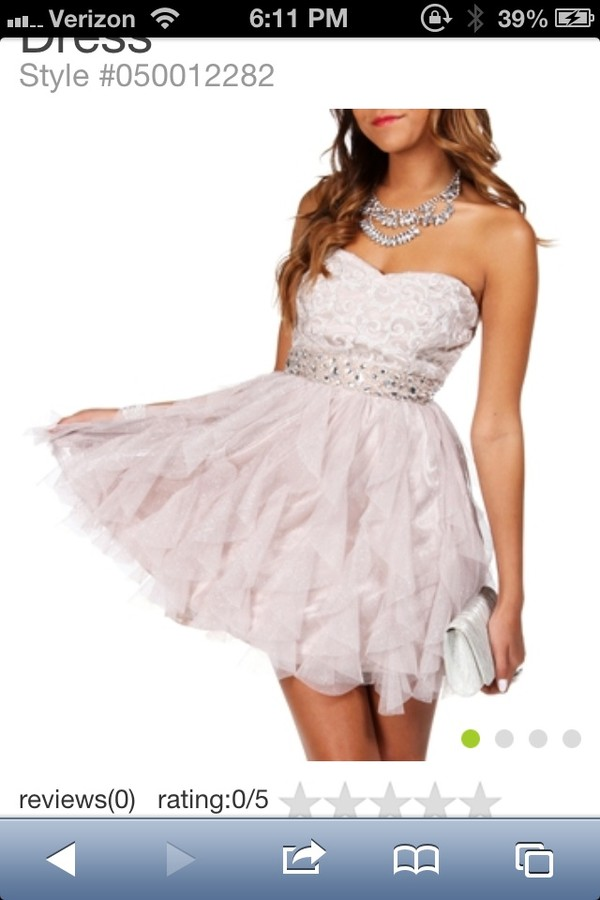 dress homecoming short