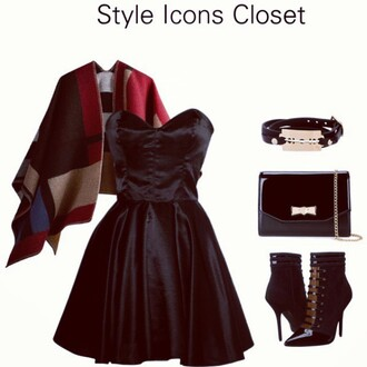 dress style icons closet