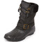 Sperry saltwater misty boots - black