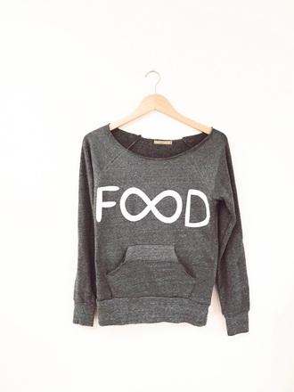 sweater clothes sweatshirt crop tops fashion