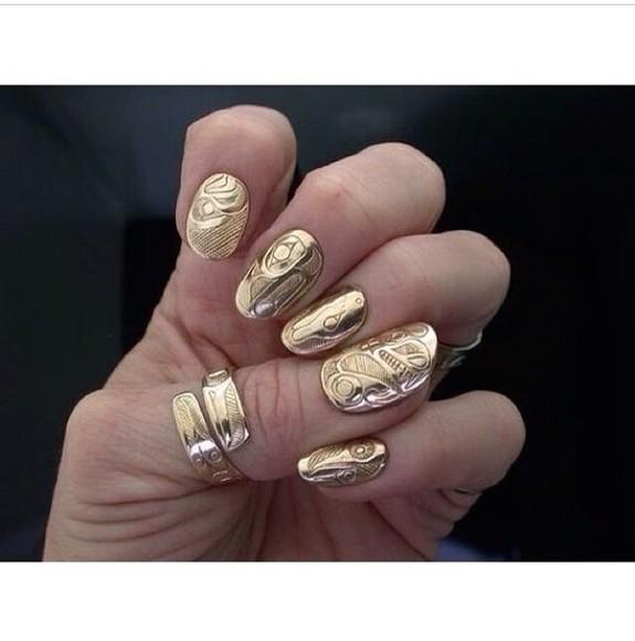 jewels nail polish nail accessories