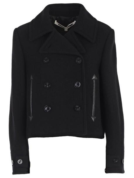 McQ Alexander McQueen coat black