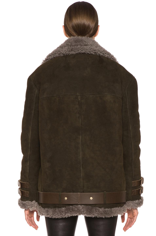 Acne Studios|Velocite Jacket in Peat Green