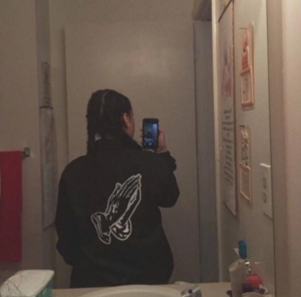 jacket 6 god black jacket