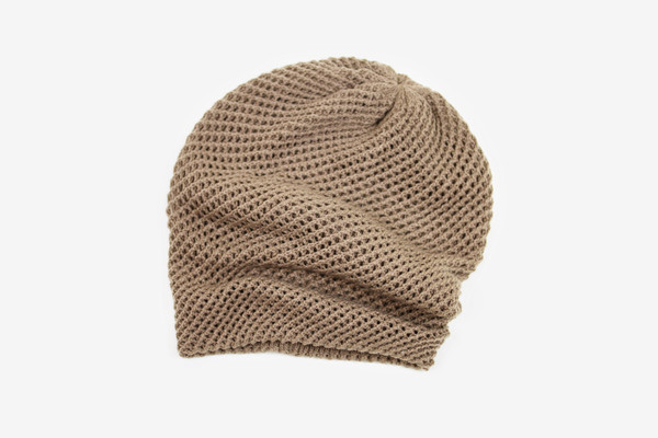 Crosshatch Knit Beanie                           | Moorea Seal