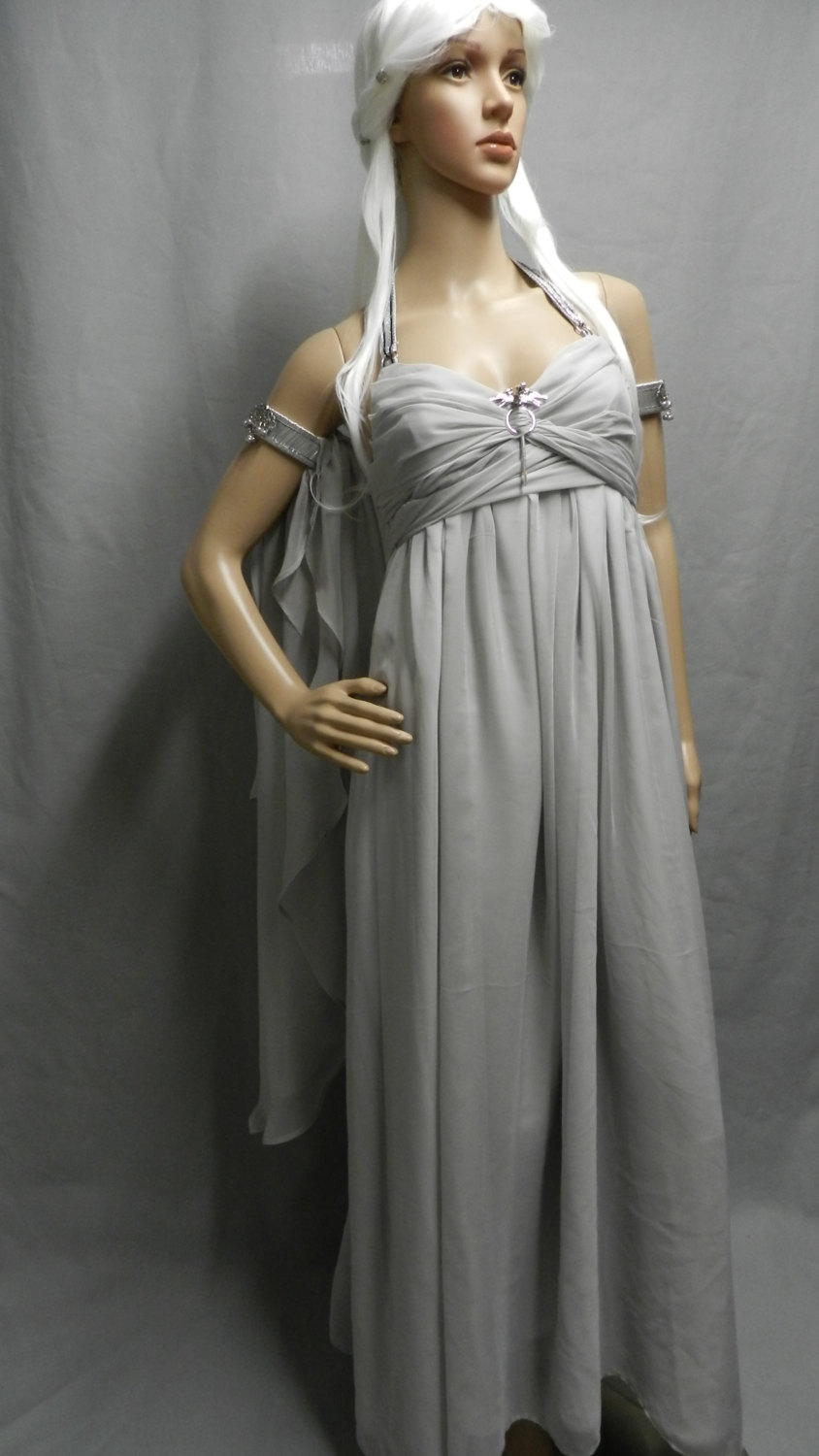 Game Of Thrones Khaleesi Daenerys Targaryen Wedding Dress