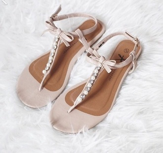 shoes cute sandals nude sandals beige sandals