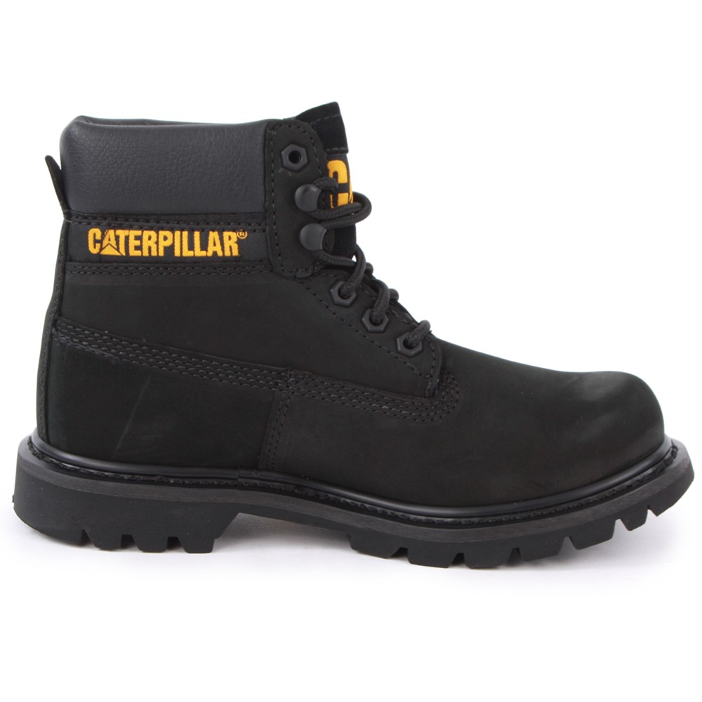Caterpillar Colorado Womens Boots in Black