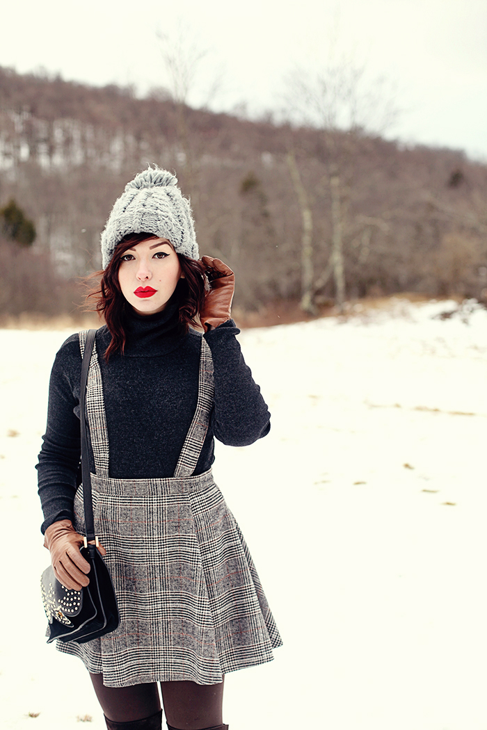keiko lynn: Winter Wear: Me and My Snow Bunny
