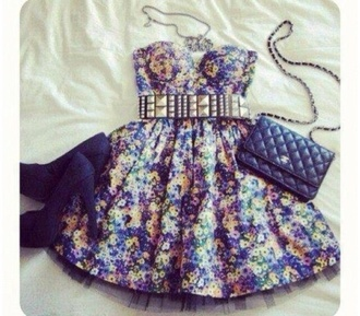 dress floraldress