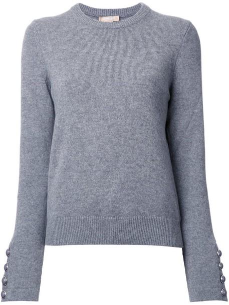 Michael Kors jumper women grey sweater