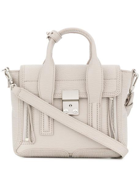 3.1 Phillip Lim women leather nude bag
