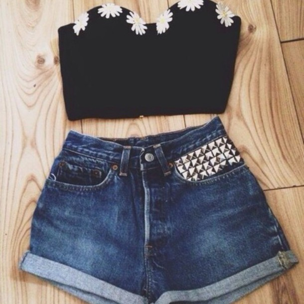top daisy top