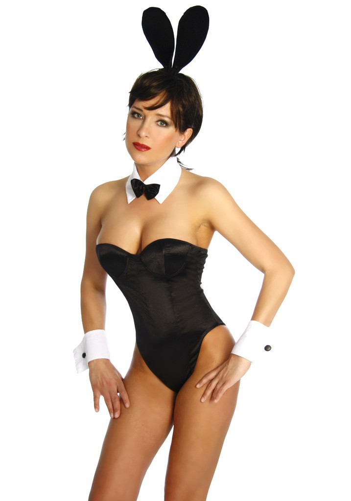 Sexy Bunny Rabbit Fancy Halloween Dress