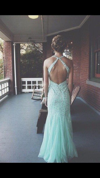 dress blue sparkles prom long prom dress teal prom dress prom dress long prom dress sparkle girl blue dress love prom gown dress please help?! i need this dress.. please help me find it.. thanks :) prom open back prom dress