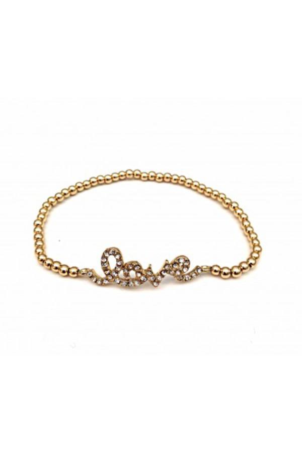 jewels jewelry bracelets gold bracelets gold bracelet love love bracelet gold beading