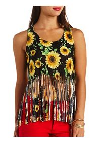Search Results on 'sunflower': Charlotte Russe