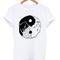 Beavis and butt head yin yang tshirt - stylecotton