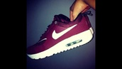shoes,nike,nike shoes,nike air,air max,nike air max 1,nike roshe run,nike running shoes,burgundy,burgundy shoes,low top sneakers,red,clothes,fashion,white,womens running shoes,dark red,dunkelrot,nike nikeairmax,sportswear,trainers,nike red,nike air max tea,original,burdeos,roshe run burgandy,dope,pair,maroon/burgundy,nike theas maroon,wine,nike theas,i love!,nike air max thea,tank top,nike sneakers,red shoes,dress,burgundy nike roshes