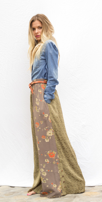 pants harem lounge pajamas high fashion indian