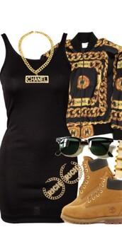 gold black coat,bomber jacket,chanel