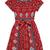 Retro Floral Dress (Kids)   FOREVER21 girls - 2000065266