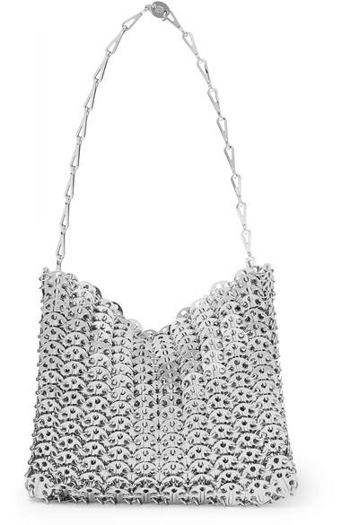 Paco Rabanne - 1969 Chainmail Shoulder Bag - Silver - 1969 Chainmail Shoulder Bag