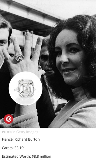 jewels elizabeth taylor jewelry diamonds luxury