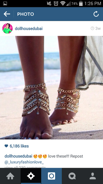 jewels anchor bracelet jewelry ankle chain