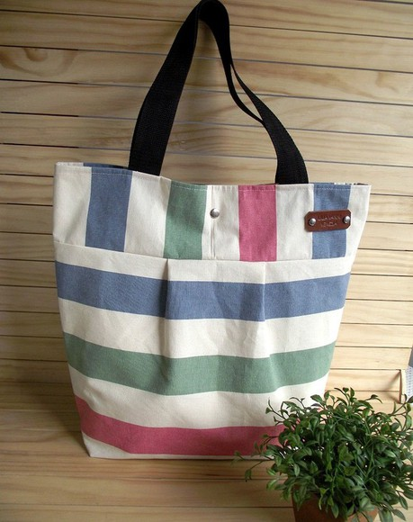 bag tote bag tote handbag beach tote bag waterproof tote bag lilia vanini bag shoulder bag striped beach bag diaper bag striped diaper bag hobo bag fashion handbags fashion shoulder bag travel bag weekender bag nautical beach bag shopping bag canvas beach bag