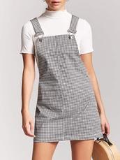 dress,girly,girl,girly wishlist,gingham,gingham dresses,overalls