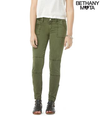 Military Jegging -