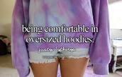sweater,purple,dip dyed,tie dye,cute
