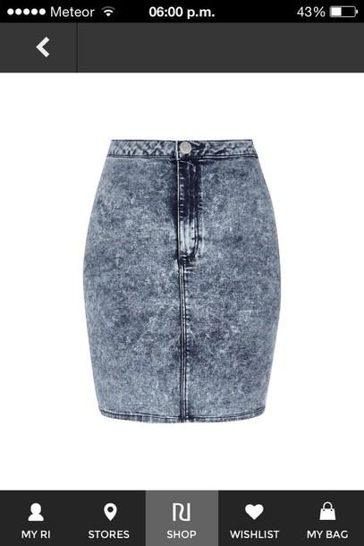 skirt riverisland high waisted skirt