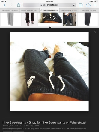 pants nike nike sweat pants black nike sweatpants