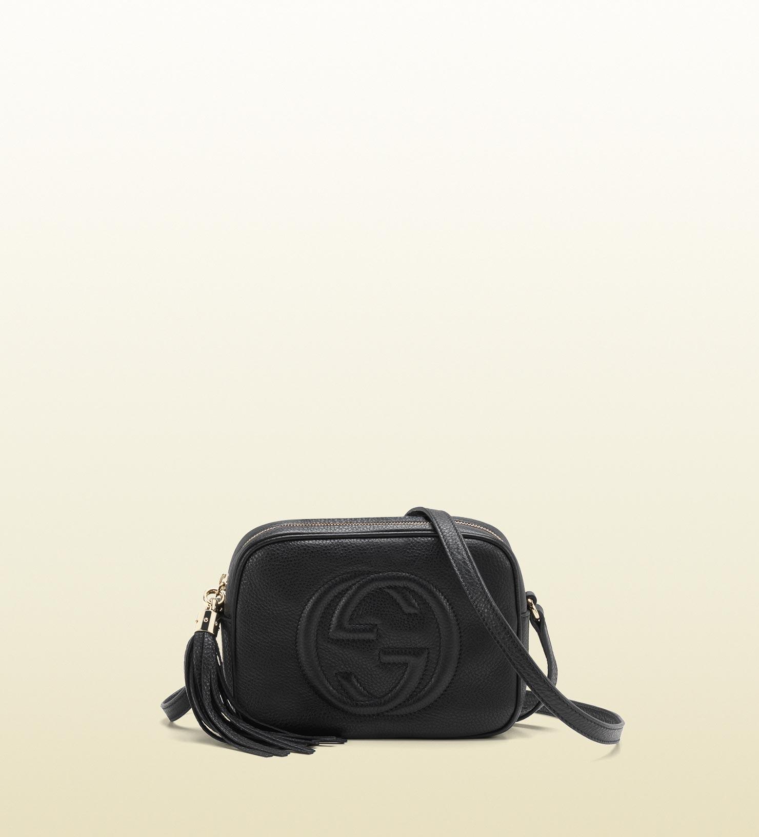 Gucci - disco bag soho 308364A7M0G1000