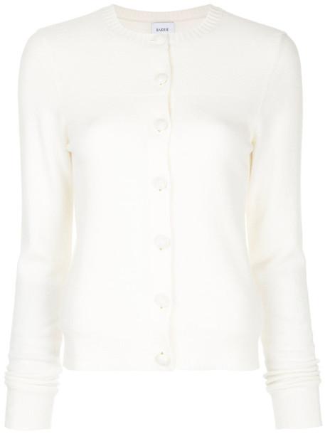Barrie cardigan cardigan women white sweater