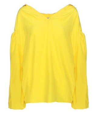 top silk yellow