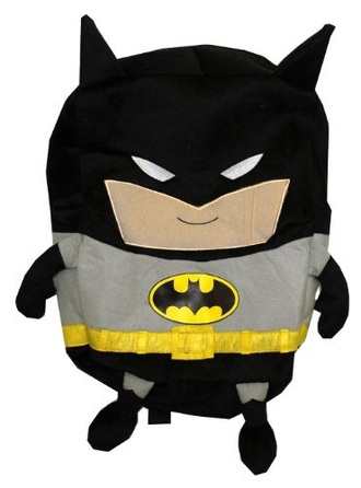 bag batman superhero