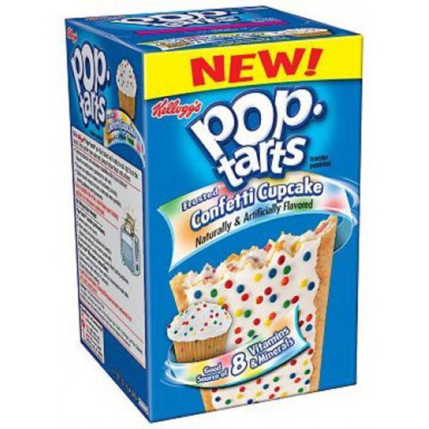 hat pop tart